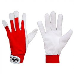Munkavédelmi kesztyű GoodYear - Golf bőrkesztyű (035)