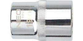 Neo CrV dugókulcs, tizenkétszög 8mm 1/2 Coll