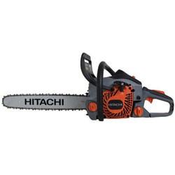 Hitachi CS40EAS- NB benzinmotoros láncfűrész+ AJÁNDÉK Hitachi lánckenő olaj 1 liter +vágásbiztos kesztyű