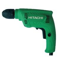 Hitachi D10VST Fúrógép+ HSS-R fémfúró készlet 6részes(HITACHI T1 AKCIÓ)