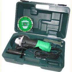 Hitachi G13SN sorokcsiszoló+koffer+gyémánttárcsa+ védőszeműveg