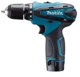 Makita S16E1-P1 akkus csomag( DF330DWE fúró-csavarbehajtó+TEXMR051 radio)- (MAKITA E1 AKCIÓ)