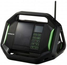 Hitachi UR18DSAL  akkus radió+ EMOS LED lámpa