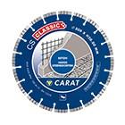 CARAT gyémanttárcsák