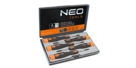 NEO műszerész csavarhúzó klt. 5 részes 04-225
