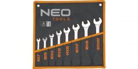 NEO villáskulcs klt. 6-22mm  8 részes