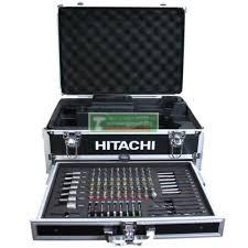 Hitachi Alukoffer+ 100db-os bit készlet