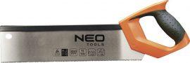 Neo illesztőfűrész 350mm 11TPI