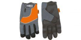 NEO munkavédelmi kesztyű szintetikus bőr 97-605