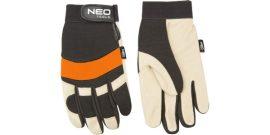 Neo munkavédelmi kesztyű bőr 97-606