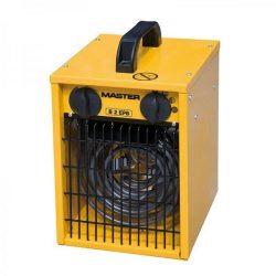 MASTER B2 EPB Ipari elektromos hőlégfúvó 2KW