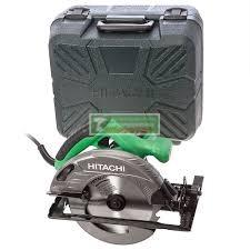 Hitachi C7ST körfürész +koffer+Ajándék védőszemüveg+HiKOKI collostok***