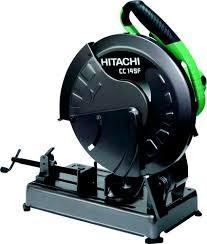 HiKOKI-Hitachi CC14SF fémdaraboló+vágótárcsa+ajándék vadászkés