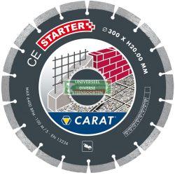 CARAT CES2303000 Univerzális gyémánttárcsa 230 x 22,23