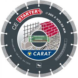 CARAT CES3003000 Univerzális gyémánttárcsa 300 x 22,23