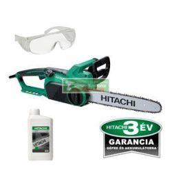 HiKOKI-Hitachi CS30SB elektromos láncfűrész+ajándék láncfűrészolaj 1l+ védőszemüveg