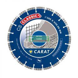 CARAT CSC1253000 Gyémánttárcsa betonhoz 125 x 22,23