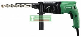HiKOKI-Hitachi DH24PG2 Fúrókalapács  (730W,2.7J)+Ajándék tokmany+adapter