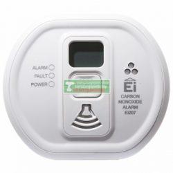 Ei207D Szén-monoxid érzékelő, LCD kijelzővel