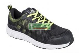 FT15 - Steelite Tove Trainer védőcipő, S1P - fekete /zöld