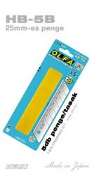 Olfa HB-5B standard penge 25mm