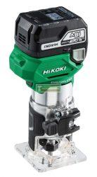 HiKOKI-Hitachi M1808DA-BASIC-HSC  akkumulátoros élmaró + HITBOX(csak géptest, 18V)+ ajándék mártott kesztyű.