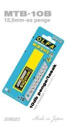 Olfa MTB-10B standard penge 12.5 mm