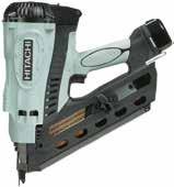 Hitachi NR90GC2 Szegbelövő-gázpatronos