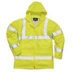 H440 - Jól láthatósági esődzseki - sárga