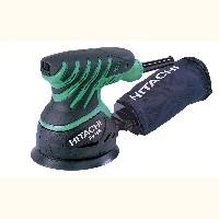 HiKOKI- Hitachi SV13YA excentercsiszoló+ajándék csiszolópapír-csomag+vedőkesztyű***