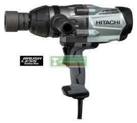HiKOKI-Hitachi WR25SE Szénkefementes ütvecsavarozó+ ajándék dugókulcs klt
